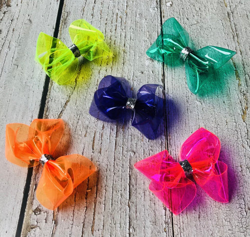 Swim Hair Bows