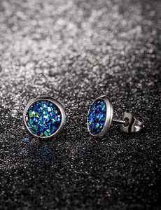 Dazzling Stud Earrings