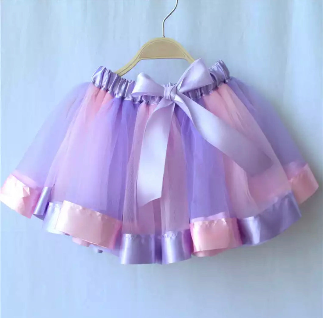 Lavender and Pink Tutu