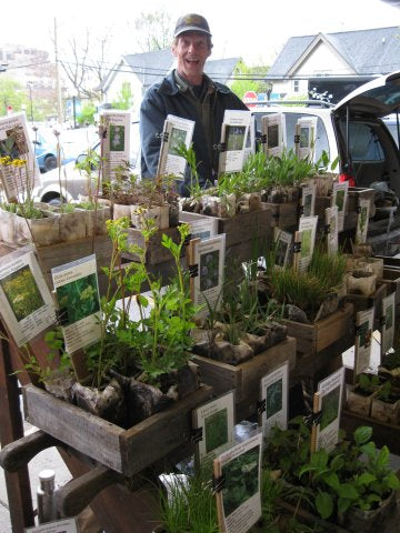 Greg Vaclavek, Native Plant Nursery