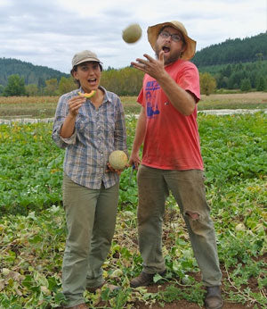 Andrew Still and Sarah Kleeger, Adaptive Seeds