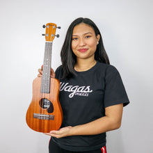 Load image into Gallery viewer, CHUBBY TENOR UKULELE - Wagas Ukuleles