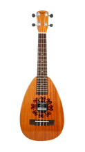 Load image into Gallery viewer, Paddle Hammock Concert Ukulele - Wagas Ukes