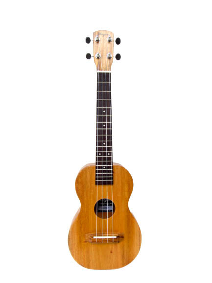NATURAL TRADITIONAL TENOR UKULELE - Wagas Ukes