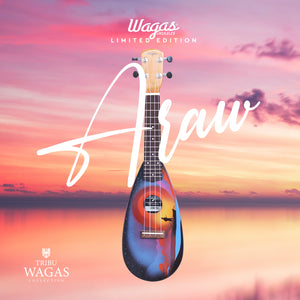 LIMITED EDITION: Tribu Wagas Premium Travel Ukuleles - Wagas Ukes