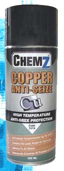 Chemz Copper Anti-Seize