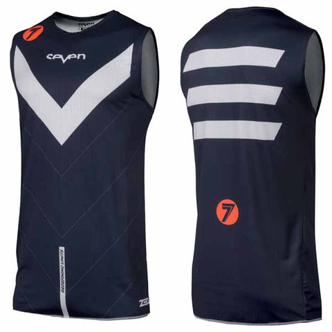 Seven's Zero Victory Over Jersey in navy colourway