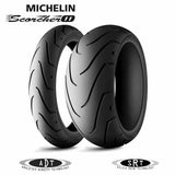 Michelin Scorcher 11 - the new tyre chosen by Harley-Davidson for its V-Rod and Sportster SuperLow