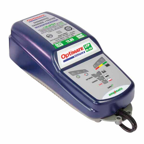 Optimate Lithium LFP 4s 5A battery charger - TM-290