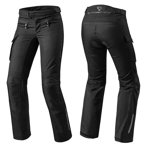 FPT075 Enterprise 2 Ladies Pants Black