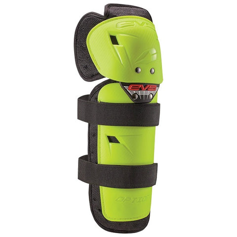 EVS Option Knee Pad - HiViz Yellow