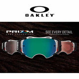Introducing the Oakley Prizm lenses - see every detail with the Prizm Black Iridium, Jade Iridium and Bronze Prizm lenses