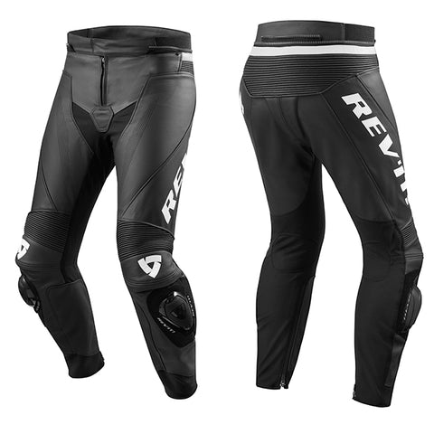 FPL036_1601_Vertex GT Pants Std Leg Black-White