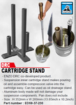 DRC Enzo Cartridge Stand - available on indent only - DF-ED59-37-230
