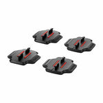 TT-2989236 - TomTom camera basic surface mounts (2x2) - get the best shot from flat and curved surfaces