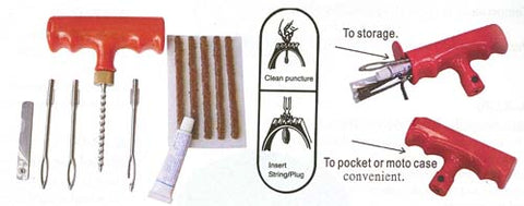 Dragon Stone DS MK4610 puncture kit