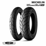 Michelin Scorcher 31 - A new balanced performance package designed specifically for Harley-Davidson Dyna