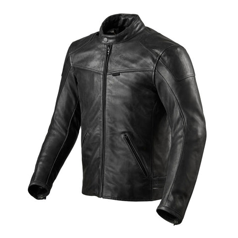 Sherwood FJL107_0010 Leather Jacket