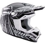 Shift Riot Helmet Visor Black