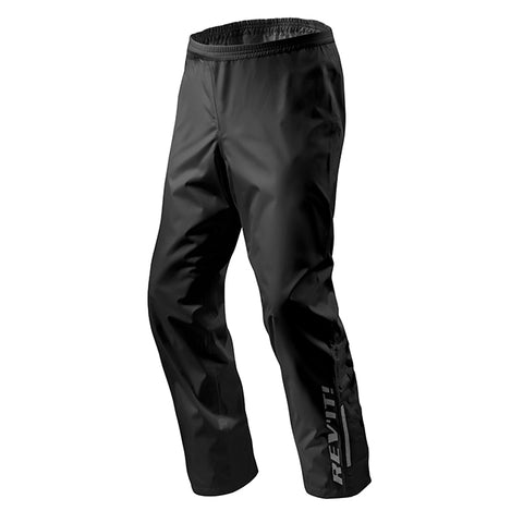 REVIT FRC003 Acid Rain Pants Black Front