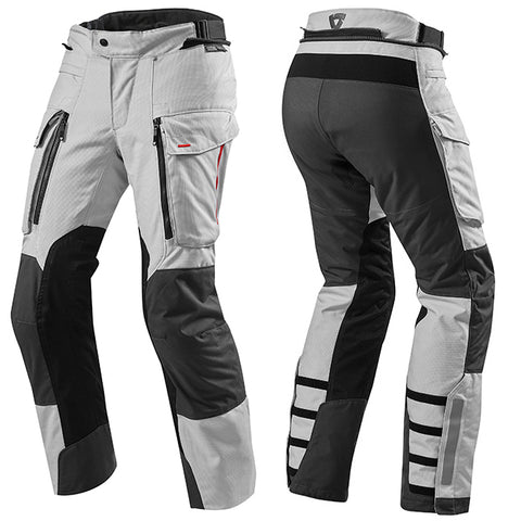 FPT083_4131 Silver_Anthracite Pants
