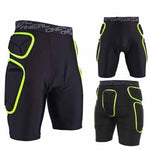 Oneal Trail Pro Shorts in black and lime colourway