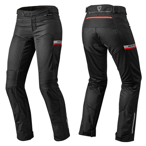FPT077 Tornado 2 Ladies Pants Black Std Leg
