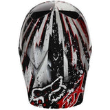 Shift Riot Helmet Visor Black/White