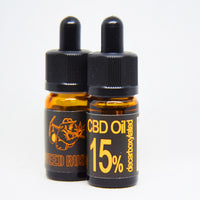CBD Oil 15% decarboxylated