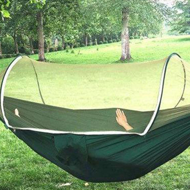 Limited time offer 60% OFF-LockMesh+Camping Netted Hammock (Maximum Load 300kg!!)