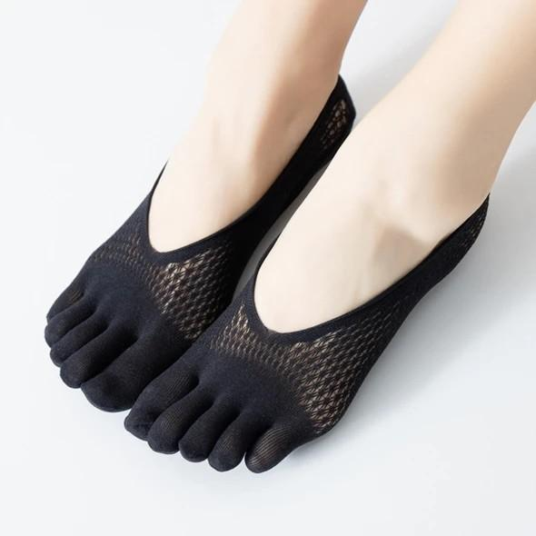 2020 Summer Women's Toe Socks Low Cut Five Finger Socks