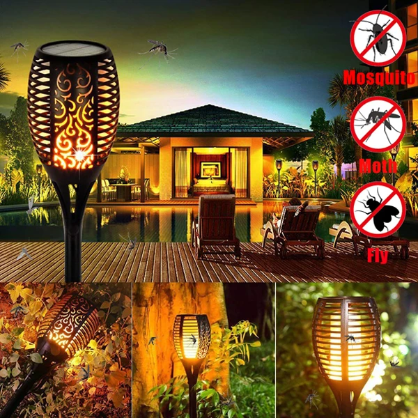 40%OFF-SOLAR FLAME TORCH(Buy 8 free shipping)