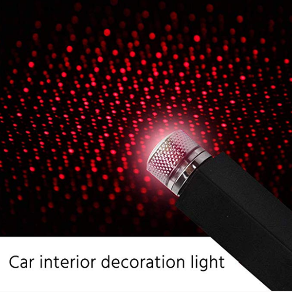 (Limited time offer $14.95) -Plug and Play-Car and Home Ceiling Romantic USB Night Light!