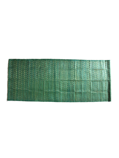 Brocade Weaving, Fabric Piece, Gujarat. Brocade-461 - ahmedabadtrunk.in
