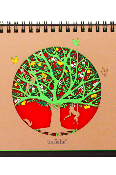 Calender 2020 Nign life of Trees - ahmedabadtrunk.in