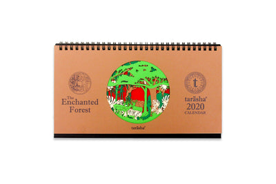 Calender 2020 Enchanted Forest - ahmedabadtrunk.in