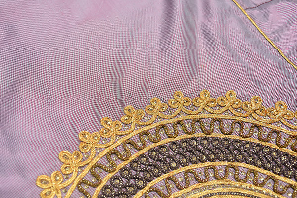 Hand Embroidered Zardosi, Abha, Gujarat - 147 - ahmedabadtrunk.in