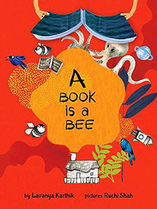 A BOOK IS A BEE - ahmedabadtrunk.in