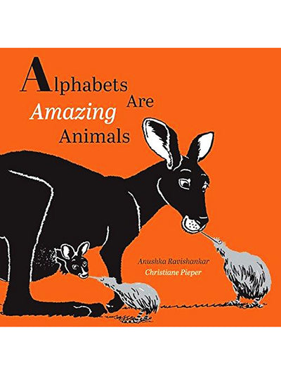 Alphabets are Amazing Animals - ahmedabadtrunk.in