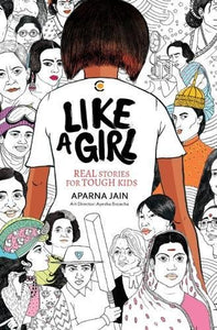 Like A Girl Hardcover - ahmedabadtrunk.in