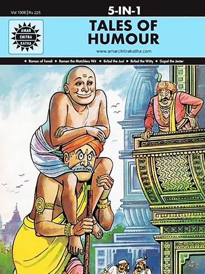 Tales of Humour: 5 in 1 - ahmedabadtrunk.in