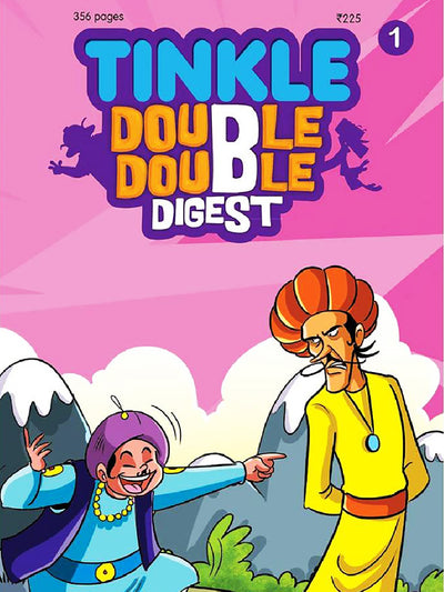 Tinkle Double Double Digest No .1 - ahmedabadtrunk.in