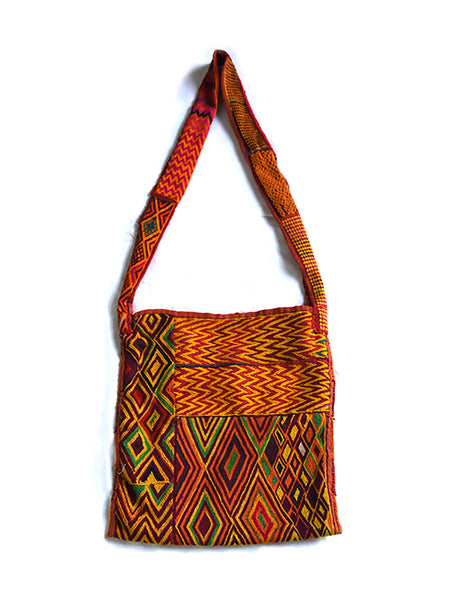 Hand embroidered Bag, Gujarat 1877 - ahmedabadtrunk.in