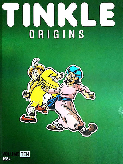Tinkle Origins - Vol 10 - ahmedabadtrunk.in