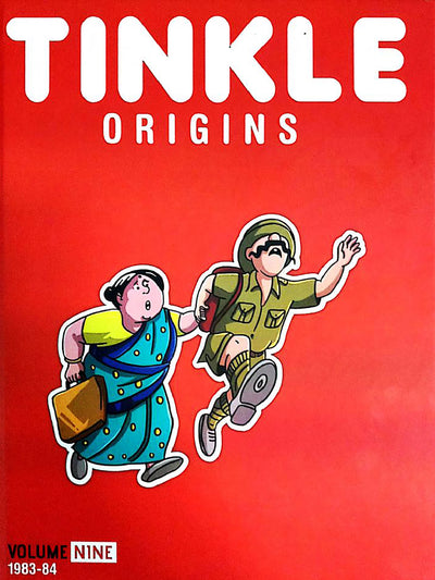 Tinkle Origins - Vol 9 - ahmedabadtrunk.in