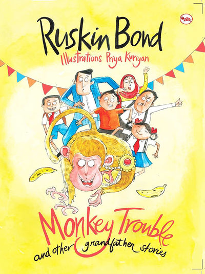Monkey Trouble and Other Grandfather Stories - ahmedabadtrunk.in