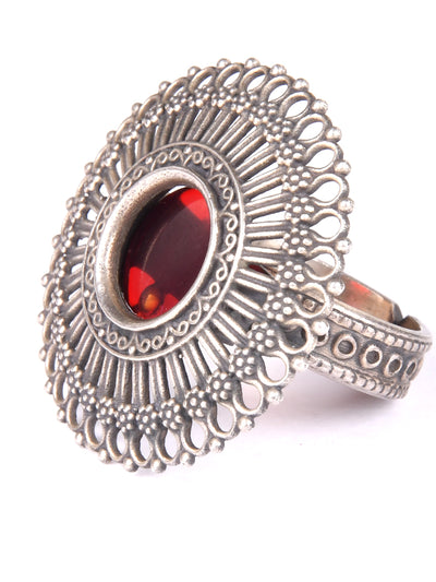 Pure Silver Ring - ahmedabadtrunk.in