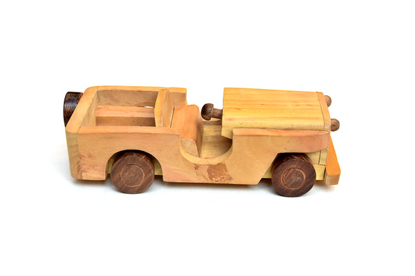 Wooden toy Car For Kids - ahmedabadtrunk.in