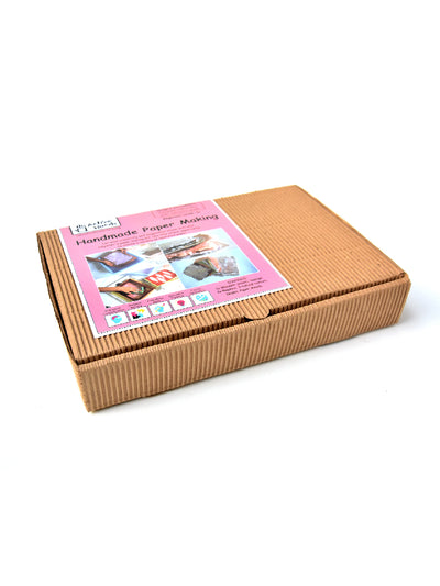 Handmade Paper Making Craft Kit For kids - ahmedabadtrunk.in