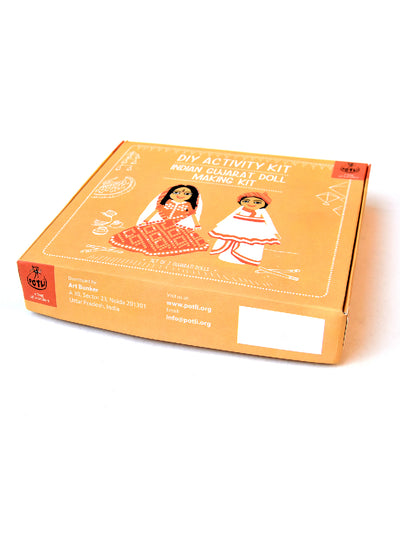 Doll Making Kit Gujrat For Kids - ahmedabadtrunk.in